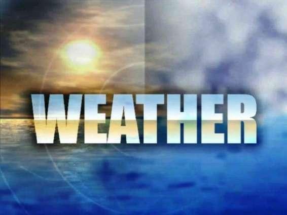 ملک میں مغربی ہواؤں کی آمد، موسم میں تبدیلی کا امکان