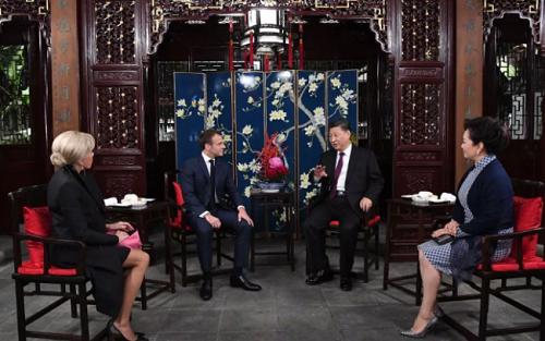 فرانسیسیوں کی نظر میں چین کی رومانیت