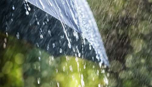 بدھ کی شام اور جمعرات کو ملک کے بالائی علاقوں میں بارش کی پیش گوئی