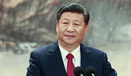 """چینی صدر کا عوامی فلاحی پروگرام """"امید"""" کے نام پیغام"""