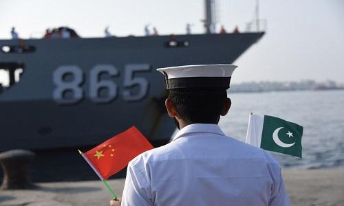 پاک-چین بحری افواج کی چھٹی دوطرفہ مشق سی گارڈینز 2020 اختتام پذیر
