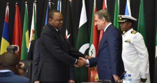 پاکستان افریقی ممالک کیساتھ اپنے تعلقات کو انتہائی اہمیت دیتا ہے، وزیر خارجہ