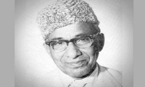 اردو زبان کے شہرہ آفاق شاعر اور قومی ترانے کے خالق حفیظ جالندھری کا 120واں یوم پیدائش