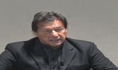 پاکستان مستقبل میں کسی تنازع کا حصہ بننے کی بجائے امن میں شراکت دار ہو گا، وزیراعظم
