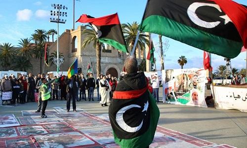 لیبیا کے تنازعے کا حل تلاش کرنے کیلئے امن کانفرنس آج برلن میں ہوگی