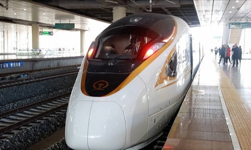 بیجنگ اور Zhangjiakou کو ملانے والی ریلوے لائن میں مزید تین ٹرینوں کا اضافہ