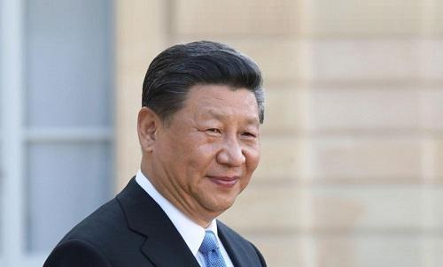 چین کے صدر شی چن پھنگ کا ہانگ جو شی شی قومی ویٹ لینڈ پارک کا دورہ