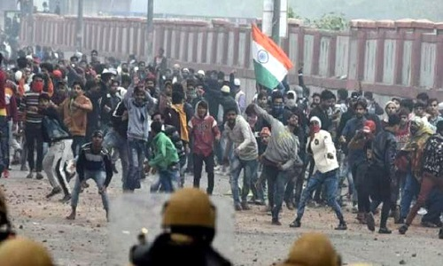 نئی دہلی میں مسلم مخالف فسادات ، 35 افراد ہلاک، سیکرٹری جنرل اقوام متحدہ کا اظہار تشویش