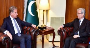 وزیر خارجہ کا افغانوں کی قیادت میں امن عمل کیلئے پاکستان کی غیرمتزلزل حمایت کا اعادہ