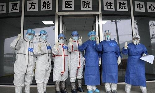 کرونا وائرس پھیلاؤ کے دوران 25،633 طبی کارکنوں کو صوبہ حوپے روانہ کیا گیا