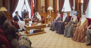 پاکستان بحرین کے ساتھ اپنے تعلقات کو انتہائی اہمیت دیتا ہے، چیئرمین سینیٹ