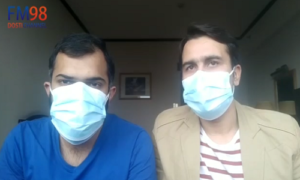 کرونا وائرس سے متاثرہ پاکستانی طلباء صحتیاب