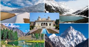 امریکہ کی نئی سفری ہدایات میں پاکستان محفوظ سیاحتی مقام تسلیم