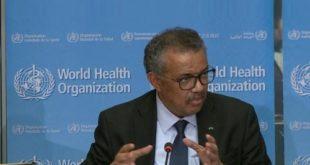 چین سمیت دیگر ممالک میں کرونا وائرس کے پھیلاؤ پر عالمی ادارہ صحت کی تشویش