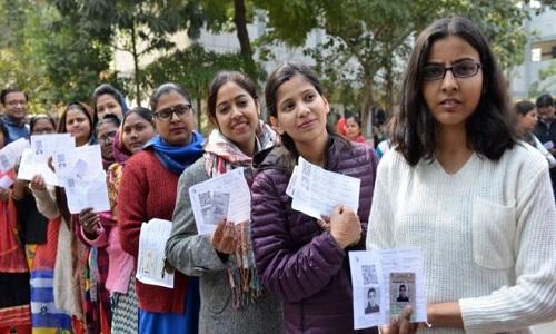 بھارت میں نئی دہلی ریاستی اسمبلی کے انتخابات،عام آدمی جماعت کی بی جے پی پر واضح برتری
