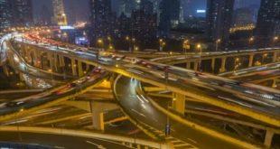 چین بھر میں شاہراہیں ٹریفک کی آمدو رفت کے لئے کھلی ہیں