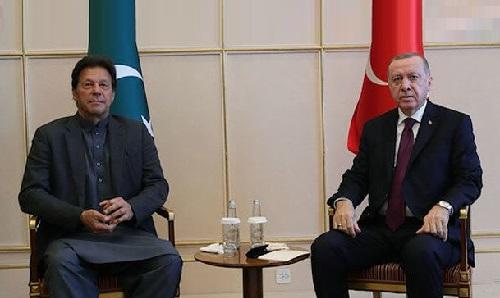 ترکی کا پاکستان کے ساتھ تجارتی حجم 5 ارب ڈالر تک لے جانے کا اعلان