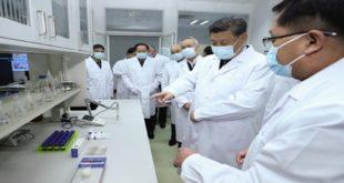 کرونا وائرس کے خلاف جدوجہد میں سائنس و ٹیکنالوجی کی اہمیت پر زیادہ توجہ دی جائے، چینی صدر