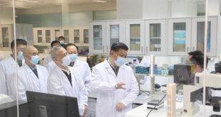 نوول کرونا وائرس کے تدارک کے لیئے جلد از جلد ویکسین تیار کی جائے، چینی صدر