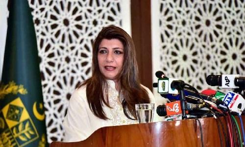 ایران سے آنے والے زائرین کو ملک میں داخلے کی اجازت دینا ہماری ذمہ داری ہے، دفتر خارجہ