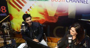 معروف اداکار و ماڈل عمران عباس بنے دوستی ایف ایم 98 کے مہمان