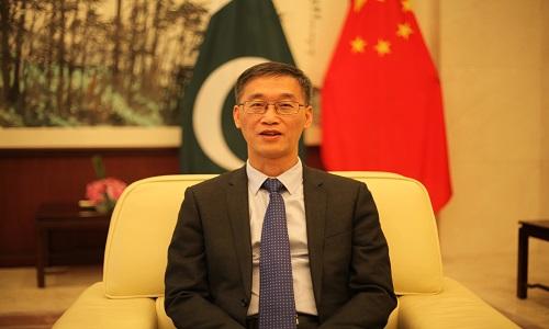 پاکستان کرونا وائرس کے خلاف جنگ جلد جیت جائے گا، چینی سفیر