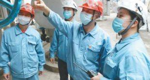چین کے مختلف علاقوں میں پیداواری سرگرمیوں کی بحالی