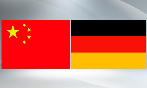 امید ہے کہ جرمنی جلد کرونا وائرس پر قابو پا لے گا، چینی صدر