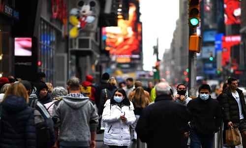 امریکہ میں کووڈ۔19 کے مصدقہ مریضوں کی تعداد میں اضافہ