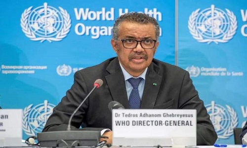 عالمی ادارہ صحت کا کووڈ۔19 سے نمٹنے کے لیے لازمی اقدامات میں تیزی لانے پر زور