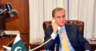 کرونا کے خلاف جنگ میں ہمیں چین کے تجربات سے استفادہ کرنا ہو گا، وزیر خارجہ