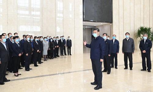 خوشحال معاشرے کی تعمیر کی تکمیل کی بھرپور کوشش کی جائے گی، چینی صدر