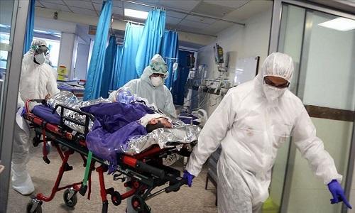 ملک میں کورونا وائرس سے متاثرہ افراد کی تعداد 154،760 ہو گئی