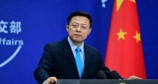 چین امریکہ کی جانب سے چینی کمپنیوں کو بلاجواز دباو میں لانے کی سختی سے مخالفت کرتا ہے