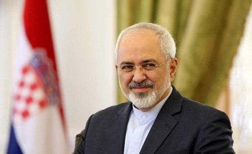 ایران، چین کے ساتھ 25 سالہ معاہدے پر مذاکرات کررہا ہے، ایرانی وزیر خارجہ