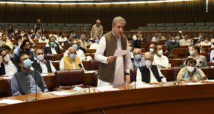 پاکستان کشمیریوں کی سفارتی ،اخلاقی اور سیاسی حمایت جاری رکھے گا، وزیر خارجہ