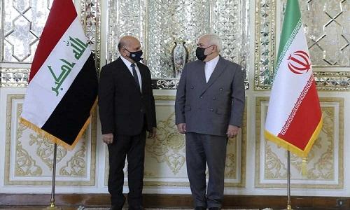 عراق اور ایران کے وزراء خارجہ کے مابین ملاقات، اہم اُمور زیرغور