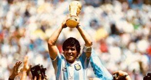 ارجنٹینا کے لیجنڈ فٹبالر ڈیاگو میراڈونا سپرد خاک
