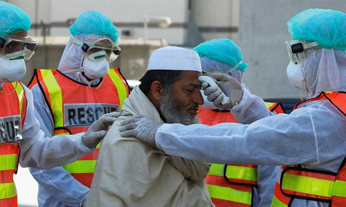 پاکستان میں گزشتہ 24 گھنٹوں کے دوران کرونا وائرس سے 42 افراد جاں بحق