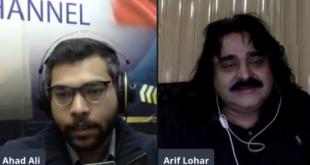 ملک کے معروف گلوکار عارف لوہار بنے دوستی ایف ایم 98 کے مہمان
