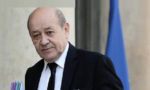 ہم اسلام کی عزت کرتے ہیں، فرانسیسی وزیرِ خارجہ