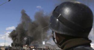 افغانستان کا دارالحکومت رواں ماہ میں تیسری بار دھماکوں سے گونج اُٹھا