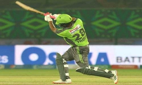 پاکستان سپر لیگ: لاہور قلندرز نے پشاور زلمی کو 5 وکٹس سے شکست دیدی
