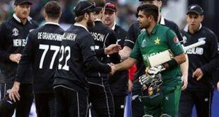 نیوزی لینڈ کرکٹ ٹیم نے آئندہ سال دورہ پاکستان کا عندیہ دیدیا