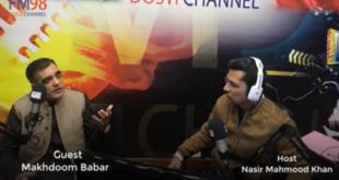 پاکستان مخالف پروپیگنڈہ سے بھارت اپنی ہی ساکھ کو نقصان پہنچا رہا ہے: سینیئر تجزیہ کار مخدوم بابر