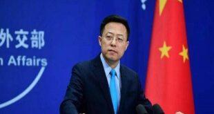 امید ہے کہ نئی امریکی انتظامیہ ٹرمپ انتظامیہ کی چین کے بارے میں غلط پالیسیوں سے سبق سیکھے گی، چینی وزارت خارجہ