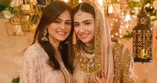 معروف ادکارہ ثناء جاوید کی ایک اور بہن تہمینہ جاوید بھی شوبز میں آگئیں