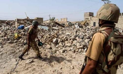 جنوبی وزیرستان: سکیورٹی فورسز کے آپریشن میں طالبان کمانڈر ہلاک