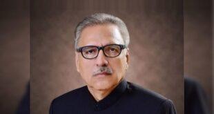 صدر مملکت کی جنوبی وزیرستان میں چیک پوسٹ پر حملے کی مذمت