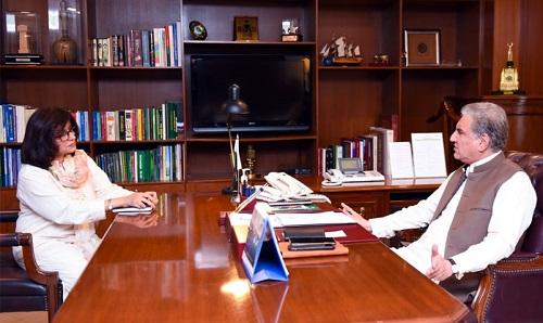 وزیر خارجہ کا پاکستان اور ملائیشیا کے درمیان اقتصادی تعاون بڑھانے کی ضرورت پر زور